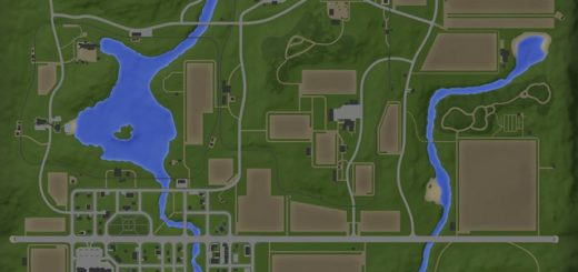 Farming simulator 2017 map