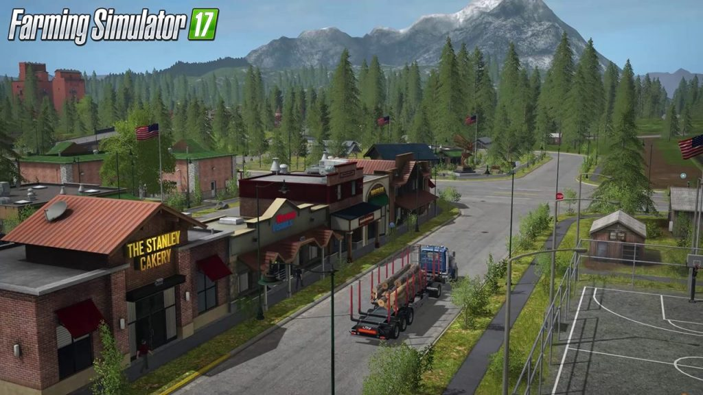 FS 17 Goldcrest Valley