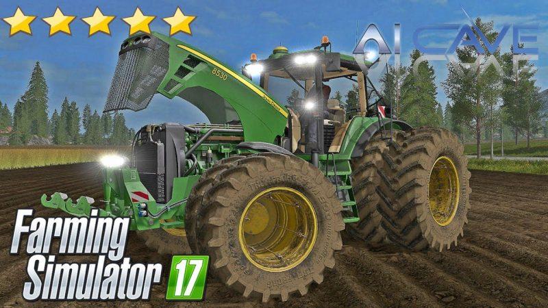 John Deere Tractor Tire Pressure : Fs john deere v farming simulator mods