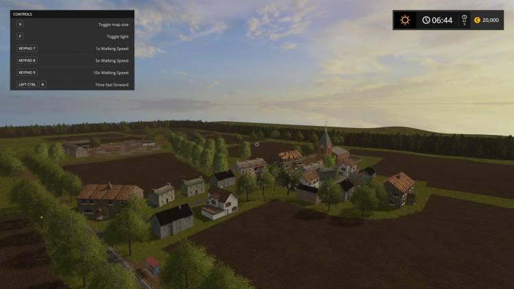fs 17 bretagne map v1 0 farming simulator 2017 mods. Black Bedroom Furniture Sets. Home Design Ideas