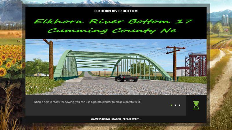 Farming simulator 2017 Elkhorn Valley v1 | Farming simulator