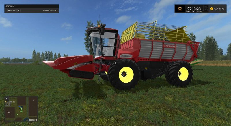 Farming simulator 17 CASE IH L32000 MOWER FOR FARMING SIMULATOR 2017