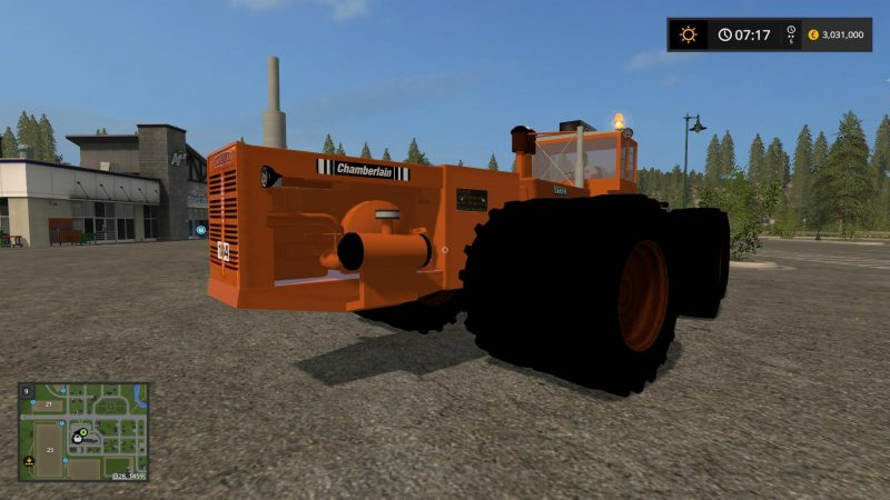 Farming simulator 17 CHAMBERLAIN CONVERTS FROM FS15 TO FS17 V6 0