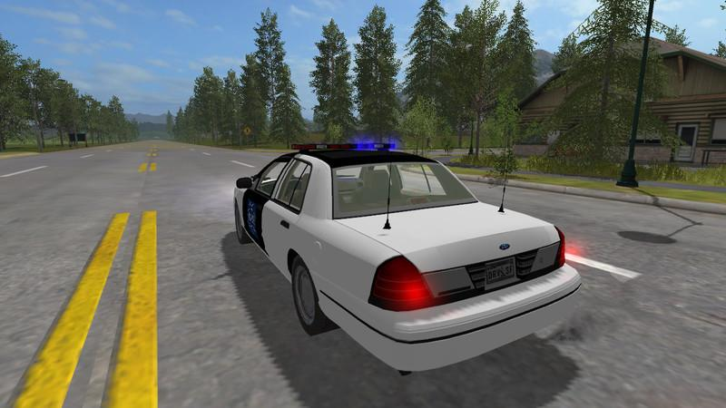 Fs 2017 Ford Crown Victoria Police Cruiser V1 0