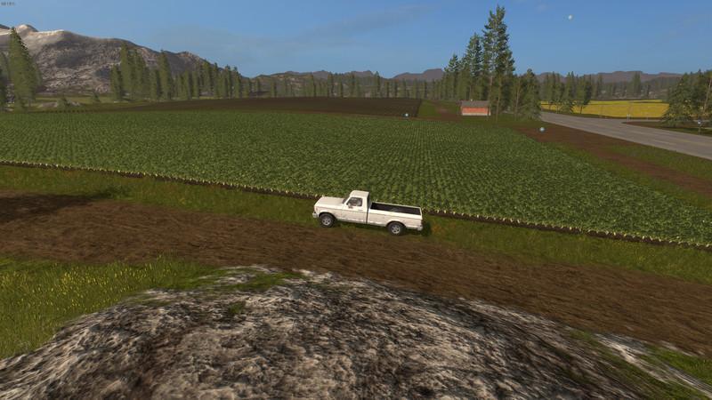 Farming simulator 17 Goldcrest Valley II v3 0 | Farming simulator
