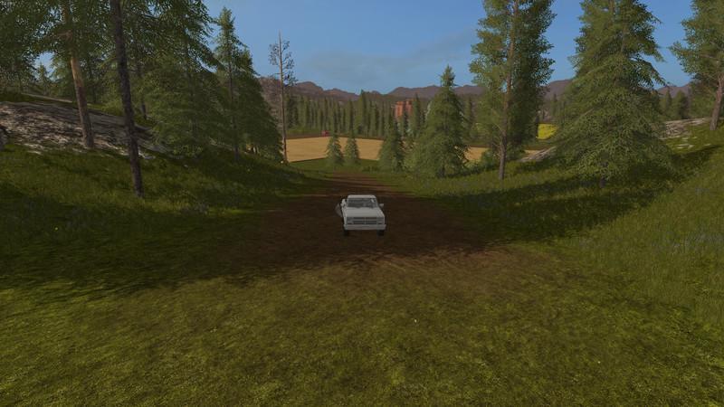 Farming simulator 17 GOLDCREST VALLEY II V3 0 | Farming