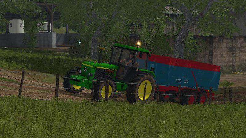Farming simulator 17 GUERIN 18T V1 0 - Farming simulator