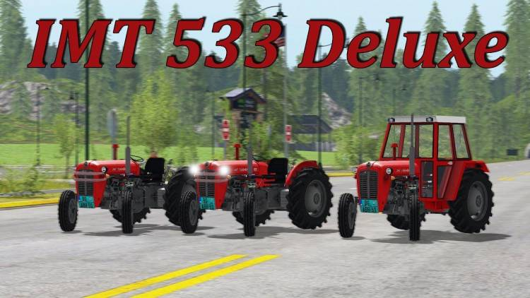 FS 2017 IMT 533 – Deluxe v1 0   Farming simulator 2017 mods