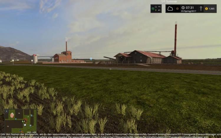Farming Simulator 17 American Map.Farming Simulator 2017 Oklahoma Usa V1 0 Farming Simulator 2017 Mods