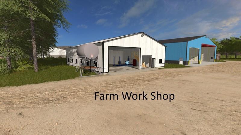 Fs 17 Parkers Prairie V1 4 Farming Simulator 2017 Mods