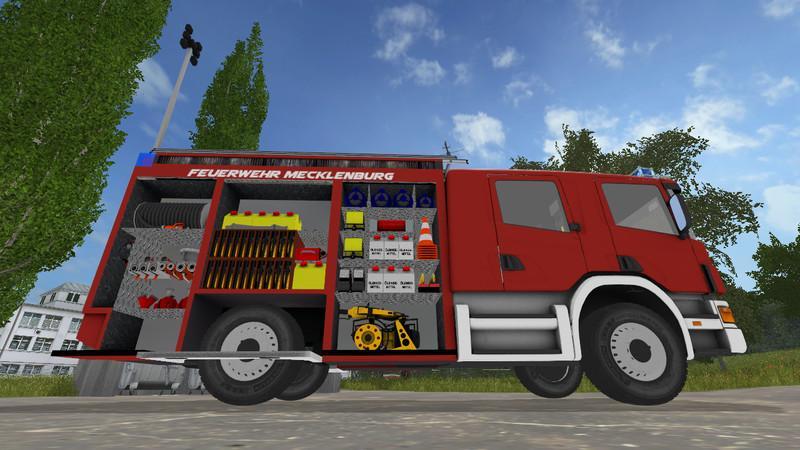 FS 17 Scania 94D LF24 v1 0 Ostern - Farming simulator 2015 mods