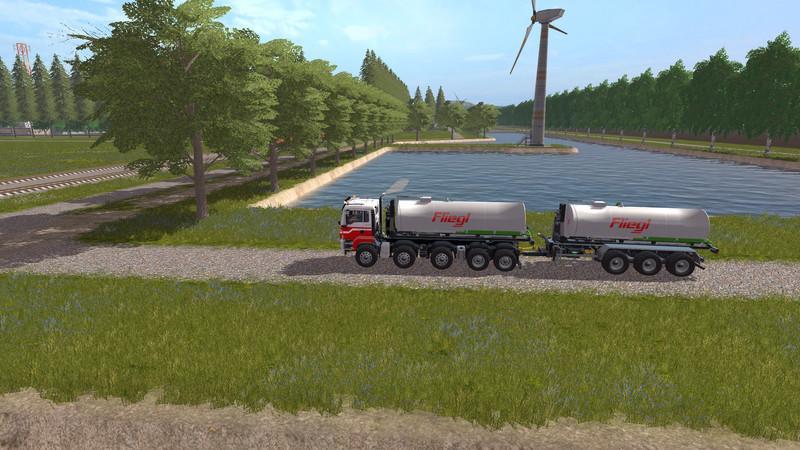Farming simulator 17 XLFams X2 v2 1 2 - Farming simulator 2015 mods