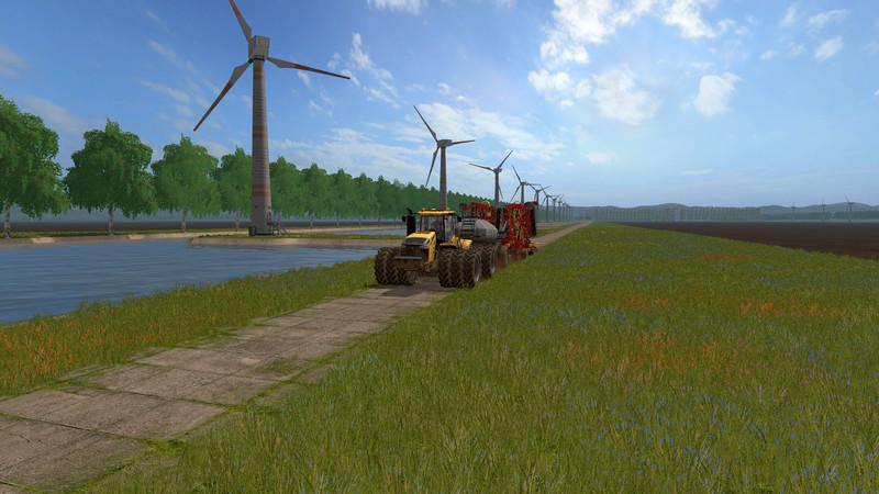 Farming simulator 17 XLFAMS X2 V4 2 1 2 | Farming simulator